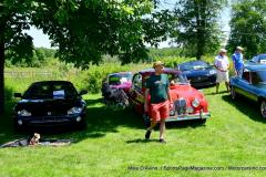 Gallery Motorsports; Lyman Orchard Jaguar Show - Photo # 016