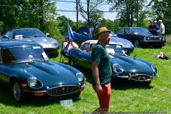 Gallery Motorsports; Lyman Orchard Jaguar Show - Photo # 017