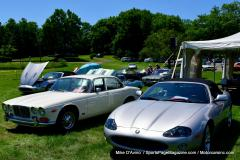 Gallery Motorsports; Lyman Orchard Jaguar Show - Photo # 019