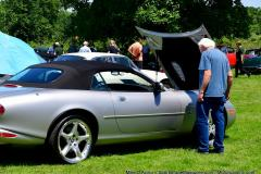 Gallery Motorsports; Lyman Orchard Jaguar Show - Photo # 024