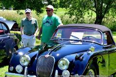 Gallery Motorsports; Lyman Orchard Jaguar Show - Photo # 029