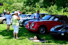 Gallery Motorsports; Lyman Orchard Jaguar Show - Photo # 033