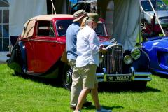 Gallery Motorsports; Lyman Orchard Jaguar Show - Photo # 037