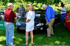 Gallery Motorsports; Lyman Orchard Jaguar Show - Photo # 039