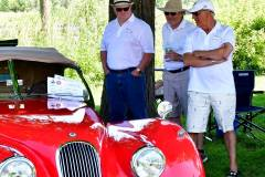 Gallery Motorsports; Lyman Orchard Jaguar Show - Photo # 041