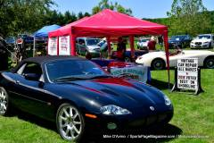 Gallery Motorsports; Lyman Orchard Jaguar Show - Photo # 045