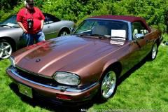 Gallery Motorsports; Lyman Orchard Jaguar Show - Photo # 079