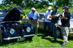 Gallery Motorsports; Lyman Orchard Jaguar Show - Photo # 086