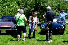 Gallery Motorsports; Lyman Orchard Jaguar Show - Photo # 095