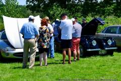 Gallery Motorsports; Lyman Orchard Jaguar Show - Photo # 097