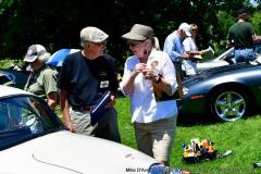 Gallery Motorsports; Lyman Orchard Jaguar Show - Photo # 173