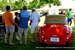 Gallery Motorsports; Lyman Orchard Jaguar Show - Photo # 246