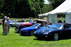Gallery Motorsports; Lyman Orchard Jaguar Show - Photo # 294