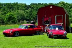 Gallery Motorsports; Lyman Orchard Jaguar Show - Photo # 318