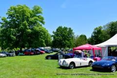 Gallery Motorsports; Lyman Orchard Jaguar Show - Photo # 370