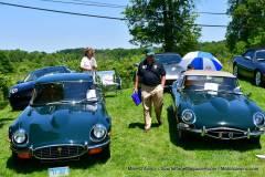 Gallery Motorsports; Lyman Orchard Jaguar Show - Photo # 380