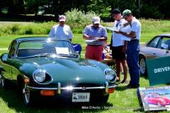 Gallery Motorsports; Lyman Orchard Jaguar Show - Photo # 382