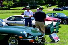 Gallery Motorsports; Lyman Orchard Jaguar Show - Photo # 394