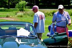Gallery Motorsports; Lyman Orchard Jaguar Show - Photo # 399