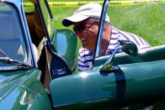 Gallery Motorsports; Lyman Orchard Jaguar Show - Photo # 407