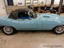 Jaguar Club of Southern New England Meeting - Photo # (12)