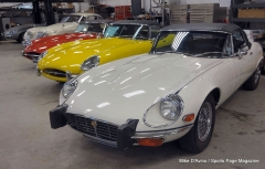 Jaguar Club of Southern New England Meeting - Photo # (28)