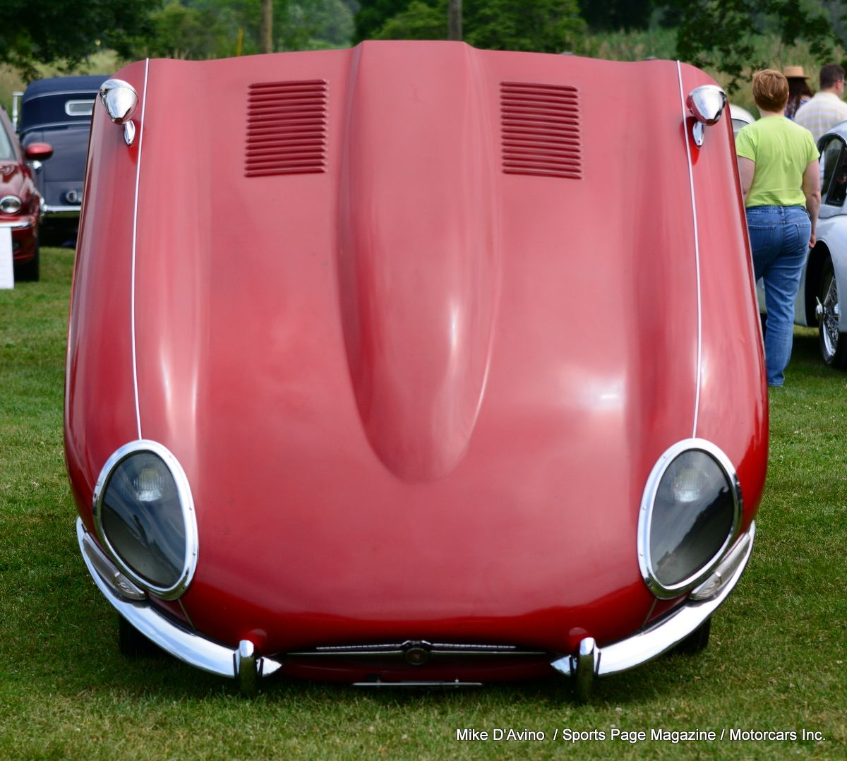 Gallery Motorsports: The 2018 Jaguar Club Of Southern New