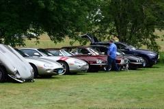 Lyman Orchards Jaguar Car Show - Photo # 017
