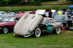Lyman Orchards Jaguar Car Show - Photo # 032