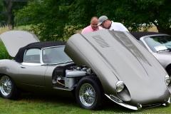 Lyman Orchards Jaguar Car Show - Photo # 064