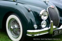 Lyman Orchards Jaguar Car Show - Photo # 073