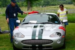 Lyman Orchards Jaguar Car Show - Photo # 076