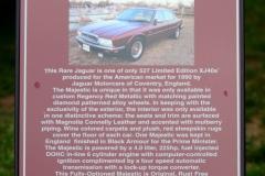 Lyman Orchards Jaguar Car Show - Photo # 083