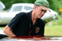 Lyman Orchards Jaguar Car Show - Photo # 088