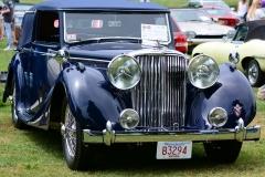 Lyman Orchards Jaguar Car Show - Photo # 103
