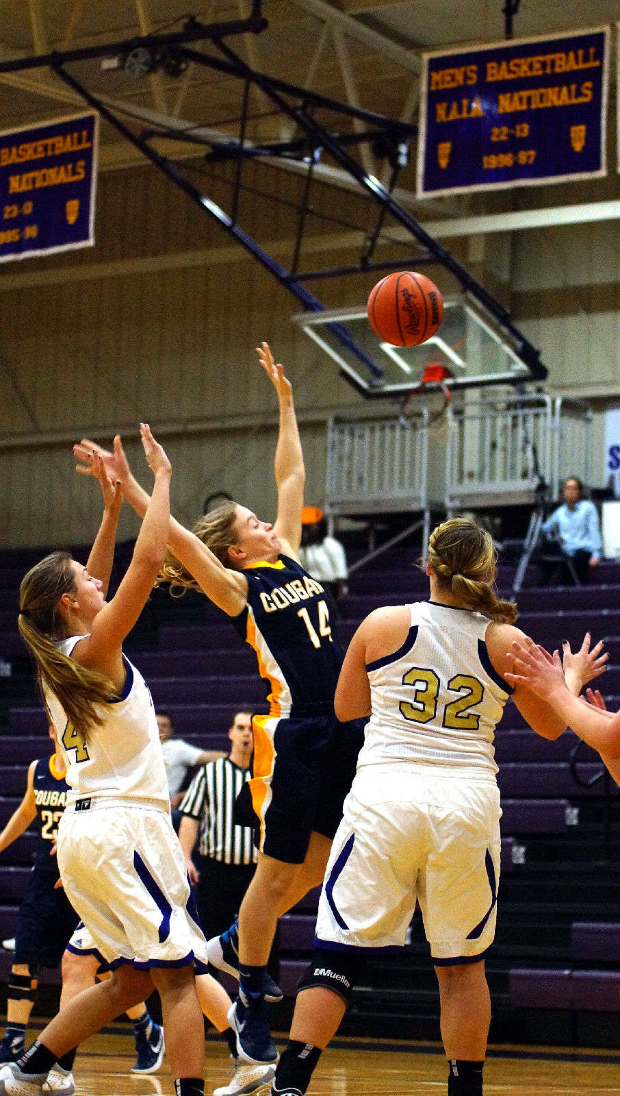 Gallery NAIA Women's Basketball: Taylor 79 vs. Spring Arbor 54 - Sports Page Magazine