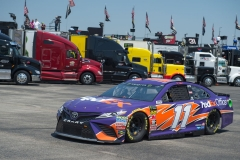 Gallery Motorsports: NASCAR Cup Series Practice at Kentucky Speedway