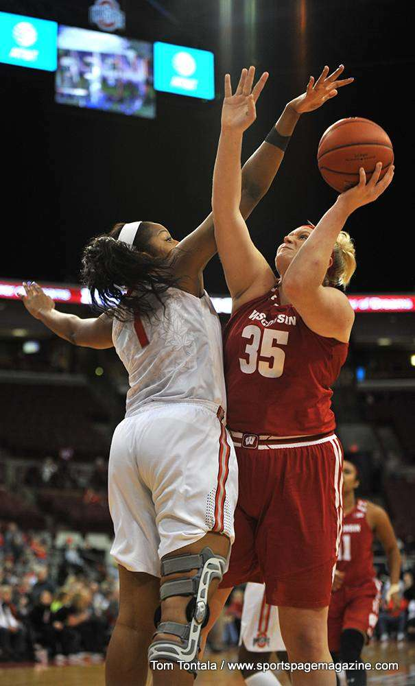 Gallery NCAA Women's Basketball: OSU 70 vs Wisconsin 61 ...