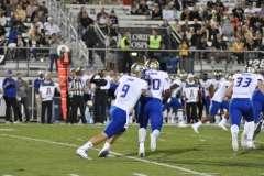 Gallery NCAA: Central Florida 20 vs Tulsa 35