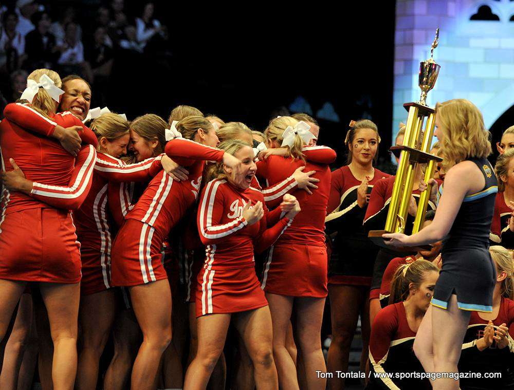 Gallery NCAA Cheerleading: 2017 UCA College Championships ...