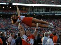 Gallery NCAA Cheerleading - Gameday with the Auburn Cheerleading Team