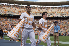 Gallery NCAA Cheerleading: Gameday with the Tennessee Volunteers Cheerleading Team (revisit)