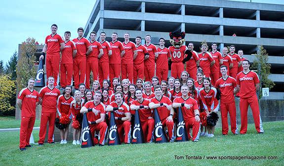 Gallery NCAA Cheerlead...
