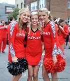 Gallery NCAA Cheerleading: Gameday With the University of Cincinnati Cheerleading Team