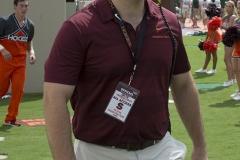 Gallery NCAA Cheerleading: Gameday with the Virginia Tech Hokies Cheerleading Team