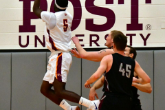 Gallery NCAA DII Men's Basketball - Post 91 vs. Univ. of the Sciences 77 - Photo # (102)