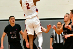 Gallery NCAA DII Men's Basketball - Post 91 vs. Univ. of the Sciences 77 - Photo # (107)