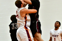 Gallery NCAA DII Men's Basketball - Post 91 vs. Univ. of the Sciences 77 - Photo # (112)