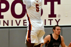 Gallery NCAA DII Men's Basketball - Post 91 vs. Univ. of the Sciences 77 - Photo # (147)