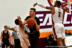 Gallery NCAA DII Men's Basketball - Post 91 vs. Univ. of the Sciences 77 - Photo # (170)
